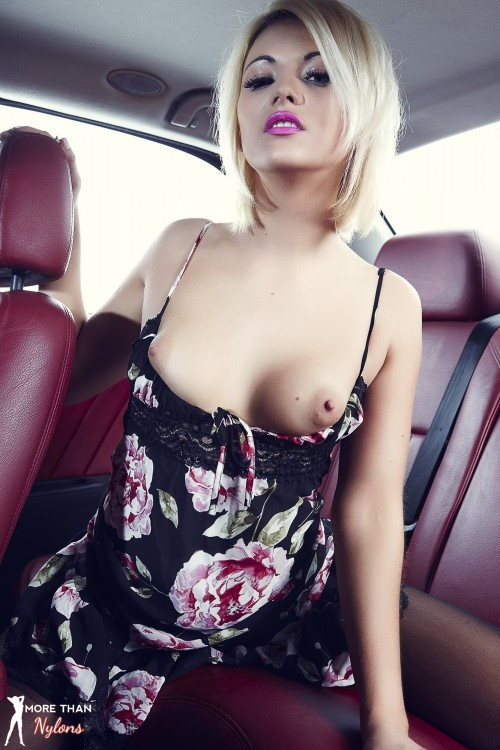 Backseat Beauty