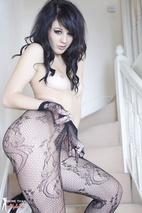 Patterned Tights Promise