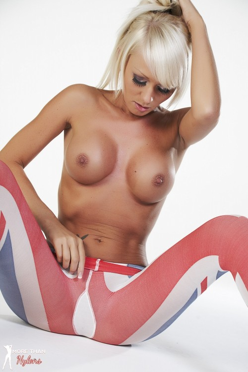 The Pantyhose Patriot